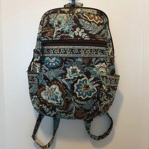Vera Bradley vintage backpack 🤎